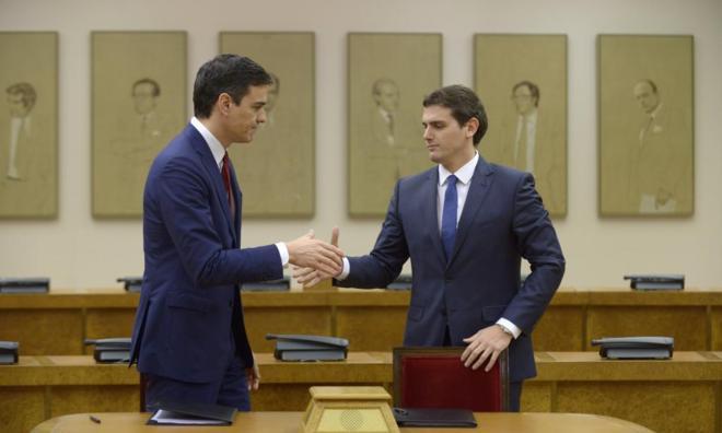 Acuerdo psoe ciudadanos for Acuerdo de gobierno psoe ciudadanos