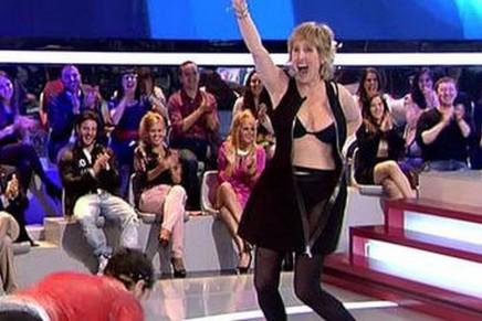 Mercedes Milá Se Desnuda Ante La Audiencia