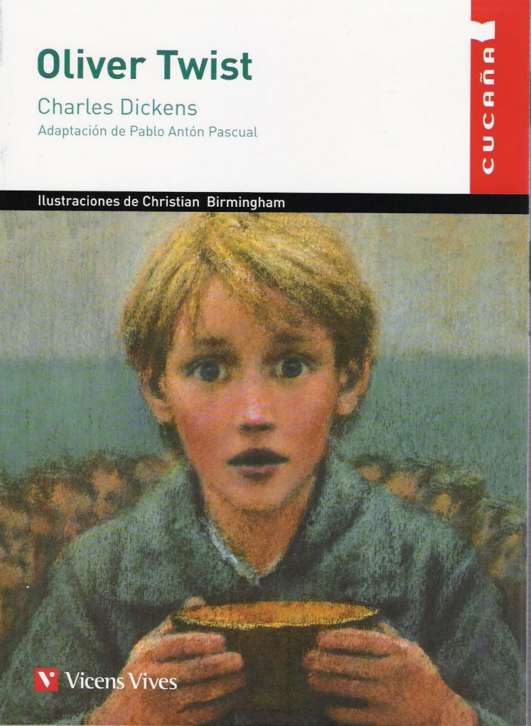 Oliver Twist, una vida difícil