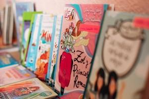 Libros participantes./DIVINO 05