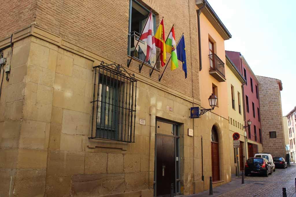 Albergue de peregrinos municipal de Logroño