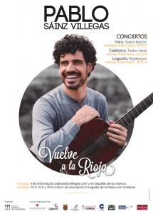 Concierto Pablo Sáinz Villegas