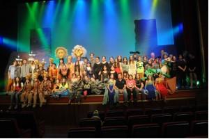 Actores y actrices del musical