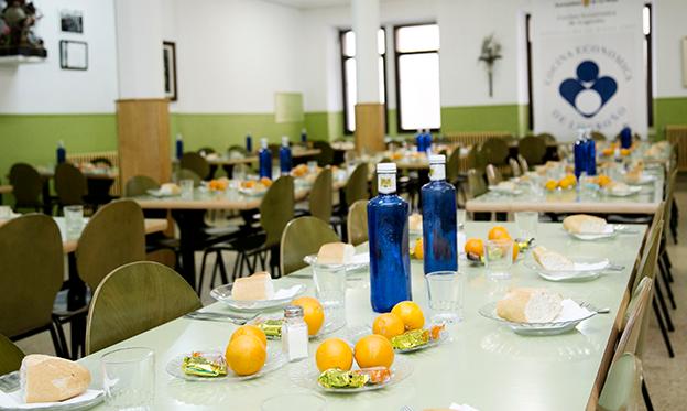 Cocina económica de Logroño./DIVNO 05