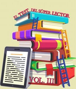 """Imagen de nuestra sección literaria: """"El test del súper lector""""."""