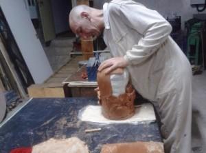 elaboración de máscara