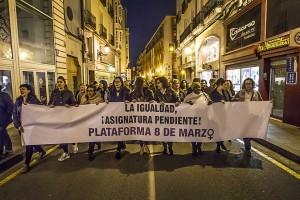 Día de la Mujer, Logroño 2017
